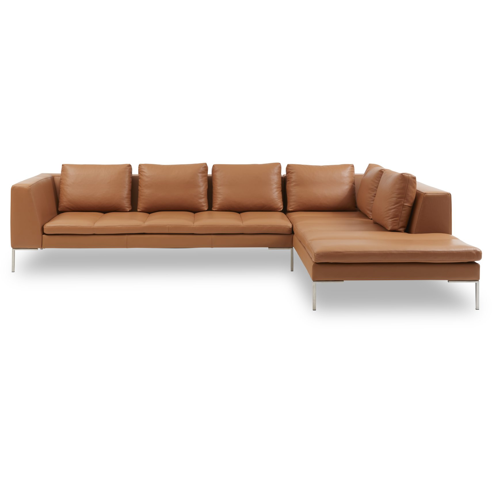 sofa leder cognac excellent easton collection with sofa. Black Bedroom Furniture Sets. Home Design Ideas