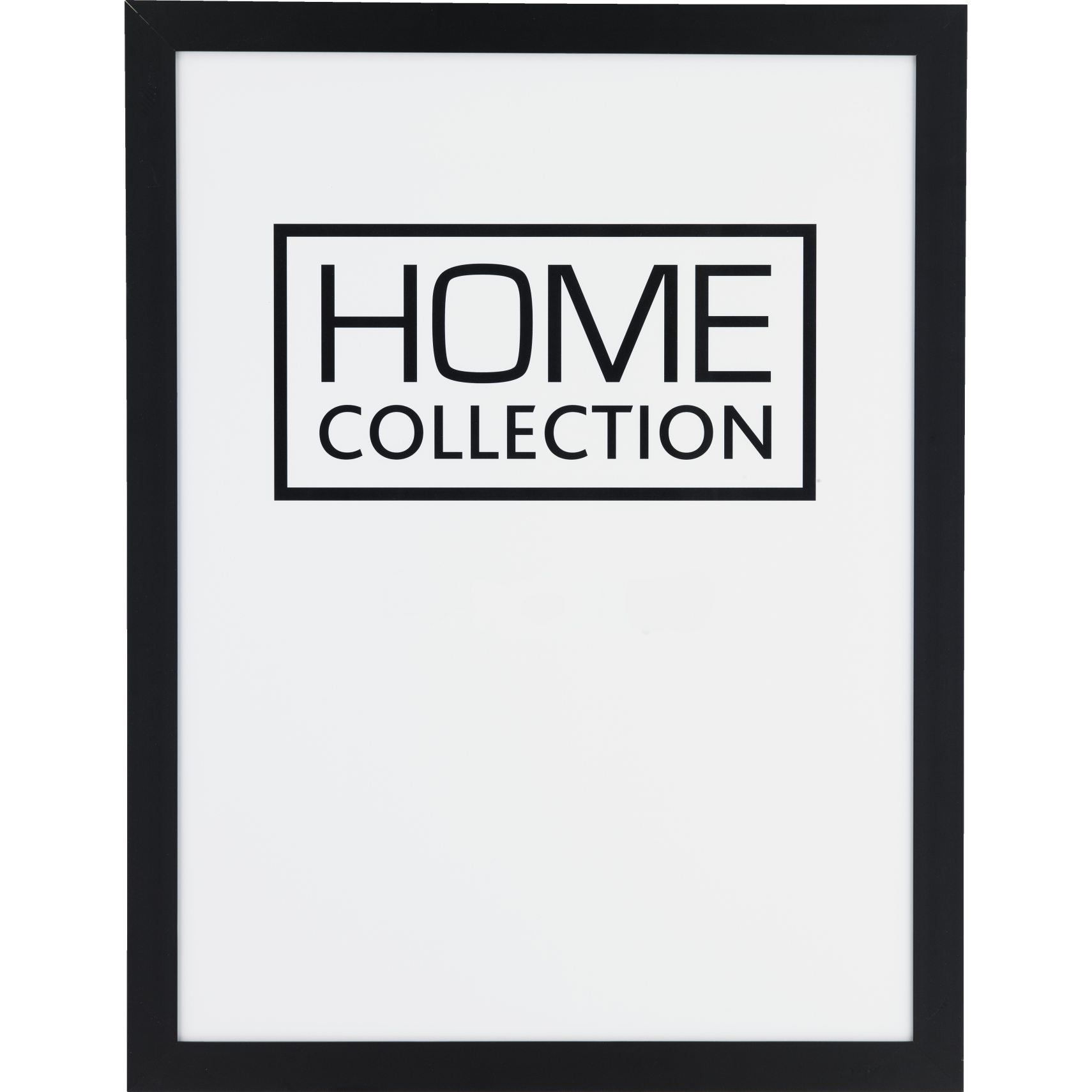 Homecollection Ramme 70 x 100 cm - Sort træramme